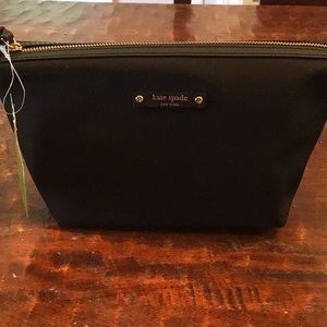 New Kate Spade cosmetic bag